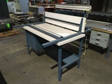 Metal Workshop Bench