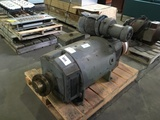 GE Kinamatic Direct Current Motor