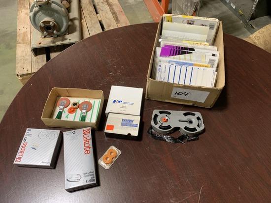Typewriter Ribbons & Labels