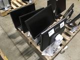 Dell Computer Monitors Qty 4