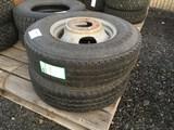 Firestone A/T 215/85R16 Tires Qty 2