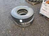 Radial SXT M/T 255/85R16 Tires Qty 2