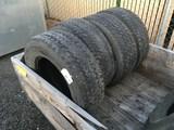 Goodyear Wrangler 265/70R17 Tires Qty 4