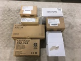 Kenwood Vehicle Chargers & Adapters