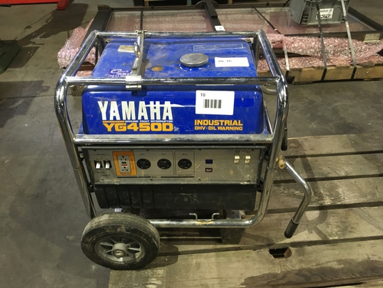 Yamaha YG-4500 Ground Fault Interrupter