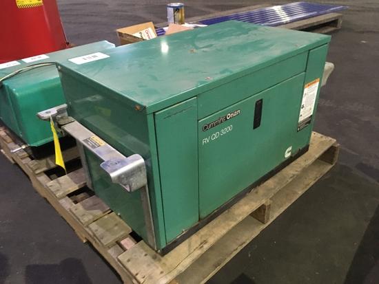 Onan RV QD 3200 Generator
