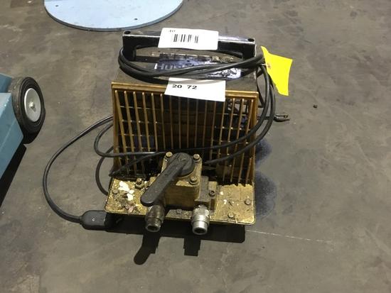 Enerpac Hushh Pup Electric Pump