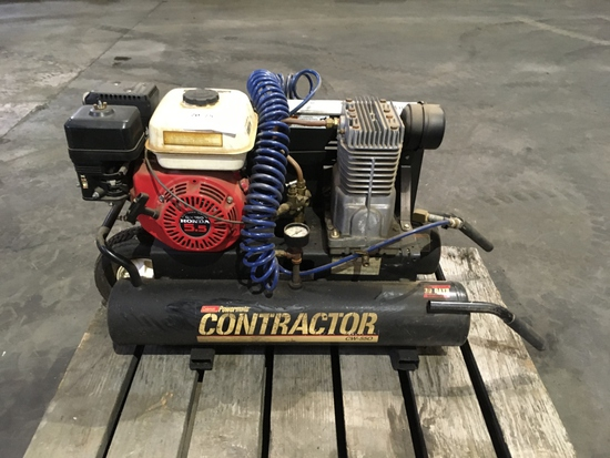 Coleman Powermate CW-55O Air Compressor