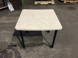 Steelcase Square Rolling Desks Qty 2