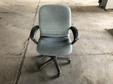Steelcase Rolling Office Chairs Qty 4