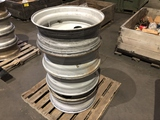 Steel R24.5 Rims Qty 4