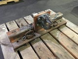 Forklift Pintle Hitch Attachment