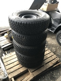 Goodyear Ultra Grip 235/75R15 Tires