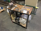 Grove Propane Fuel Heater Cart