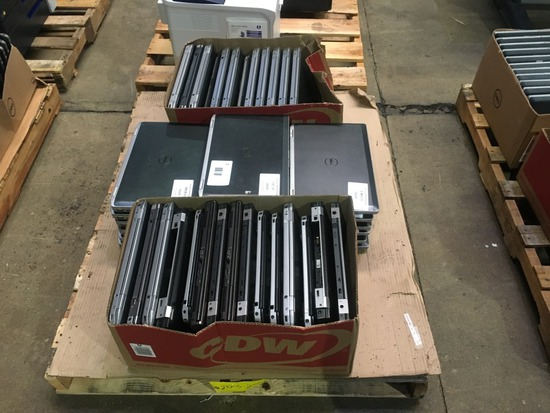 Dell Laptops Qty 46