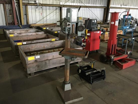 Wilton Strands 20722 Drill Press