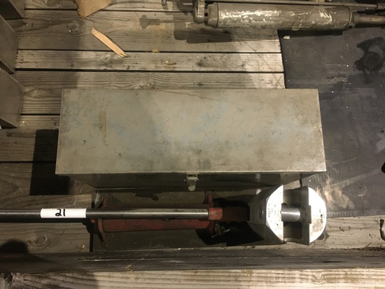 Hydraulic Micro-Press