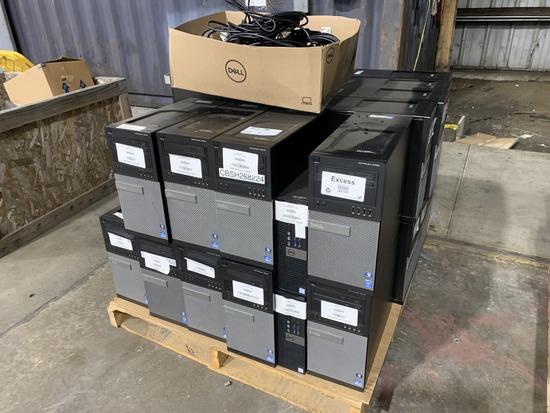 Dell Desktops, Qty. 28