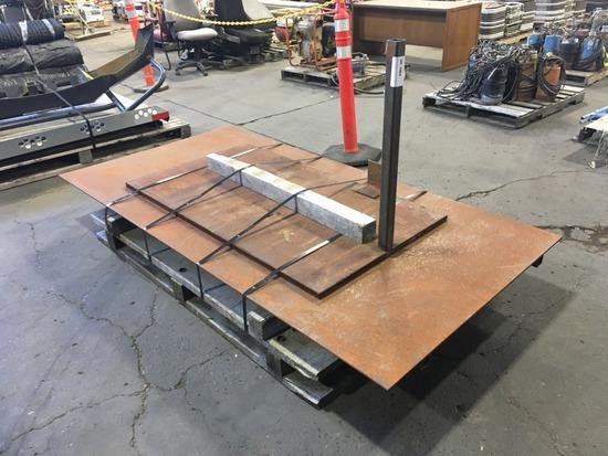 Steel Sheets, Qty. 2