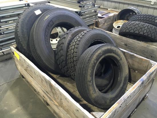 Toyo, Michelin & Continental Tires
