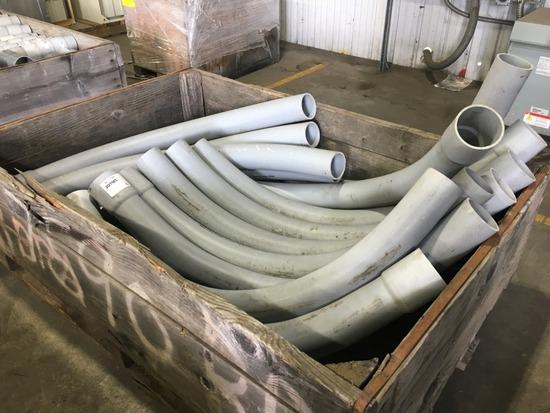 PVC Elbows, Qty. 13
