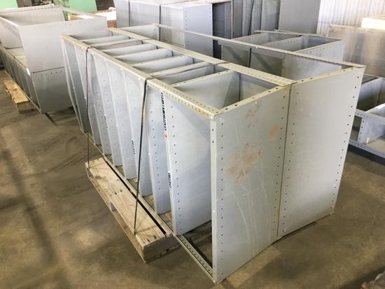 Shelf Units, Qty. 2