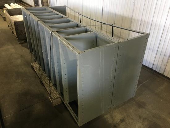 Shelf Units, Qty 2