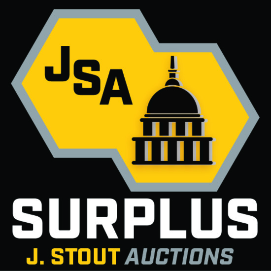 Government Surplus Timed Online Industial Auction