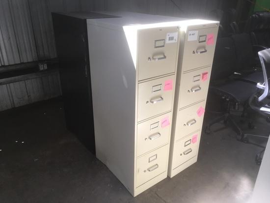 Filing Cabinets Qty. 4