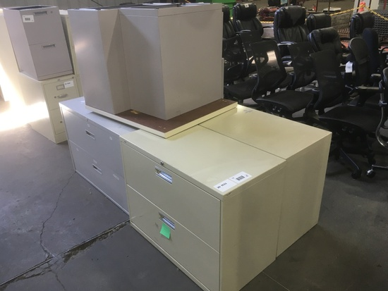 Filing Cabinets Qty. 6