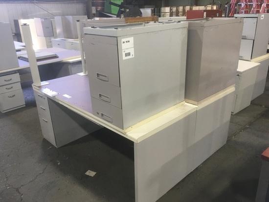 Desks Qty. 4