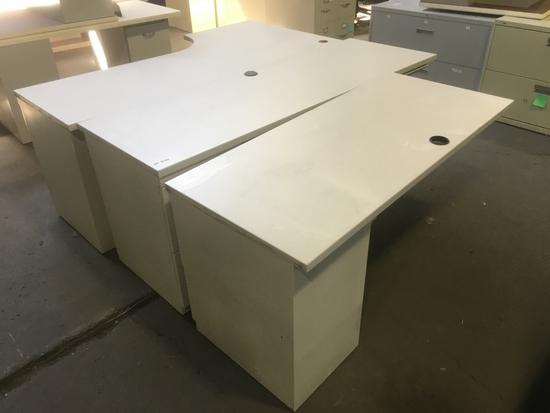 Desks Qty 3