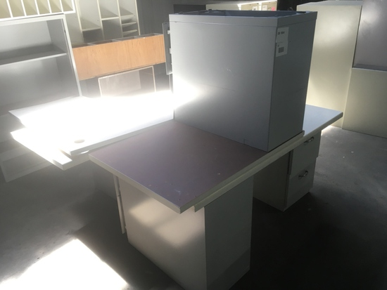 Desks, Qty 4