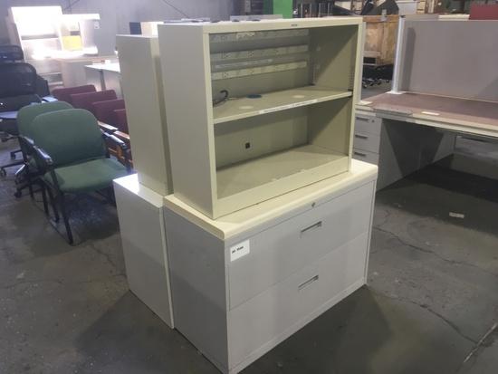 Lateral Files & Shelf Units