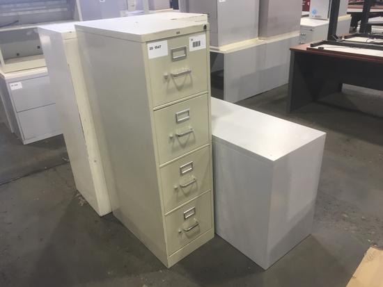 Filing Cabinets, Qty. 3