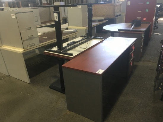 Adjustable Height Tables & Desk