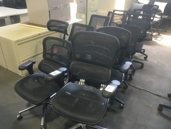 Office Chairs Qty. 10