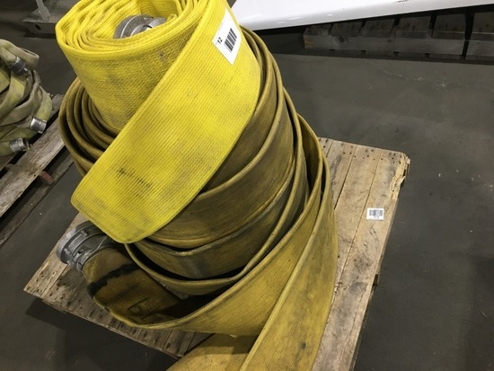 """5"""" Water Discharge Hoses, Qty. 4"""