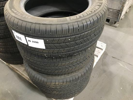 Michelin 235/55R17 Tires, Qty. 4