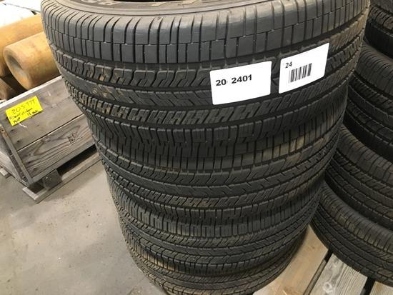 Good Year P265/60R17 Tires, Qty. 4
