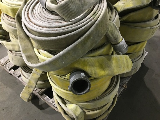 """3"""" Water Discharge Hoses, Qty. 8"""