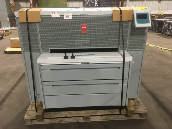 OCE Plotting & Printing System