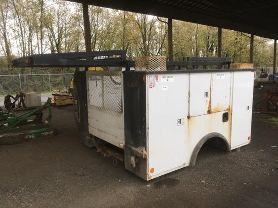 Utility Truck Body