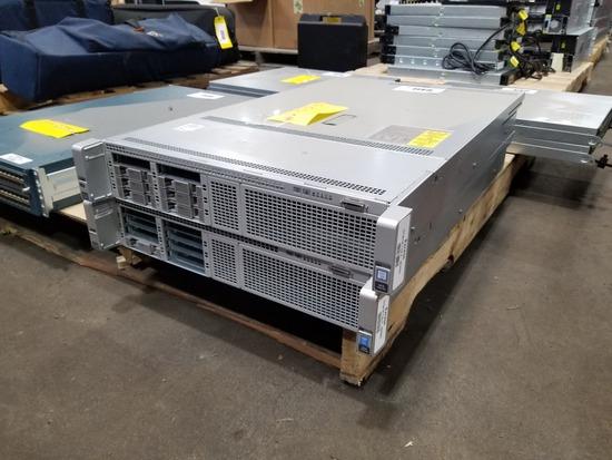 Cisco UCS C240 M4 Servers, Qty. 2