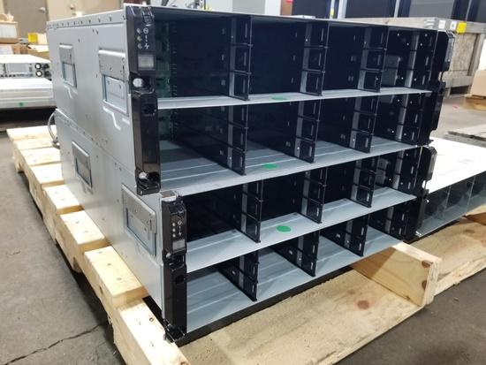 NetApp Disk Shelve Storage Array, Qty 2