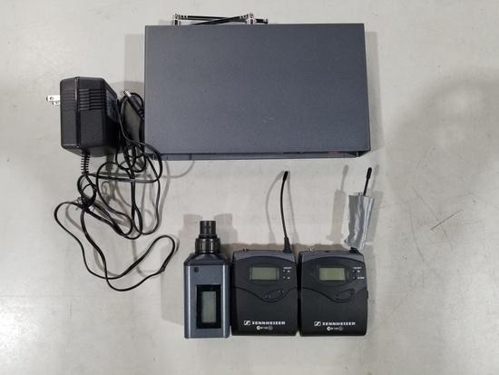Wireless Transmitter & Receiver
