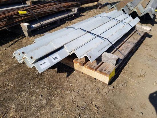 Painted Angle Steel