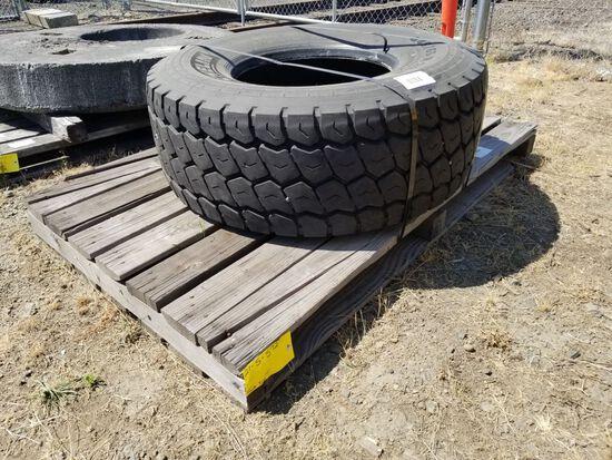 Michelin Truck Tire, Qty. 1