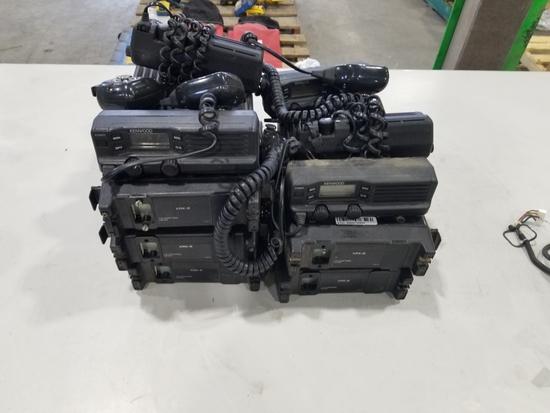 Kenwood Radio Communication System