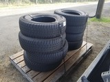 Michelin Truck Tires, Qty. 8